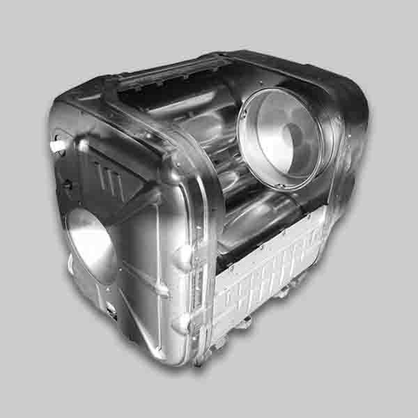Catalizador para camión - RS Turia